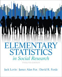Solution Manual (Complete Download) for   Elementary Statistics in Social Research