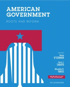 Solution Manual (Complete Download) for   American Government: Roots and Reform