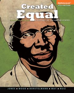 Solution Manual (Complete Download) for   Created Equal: A History of the United States