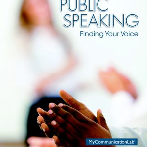Solution Manual (Complete Download) for   Public Speaking: Finding Your Voice