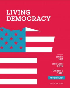 Solution Manual (Complete Download) for   Living Democracy