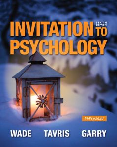 Solution Manual (Complete Download) for   Invitation to Psychology