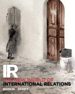 Solution Manual (Complete Download) for   IR: The New World of International Relations