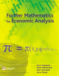 Solution Manual (Complete Download) for   Further Mathematics for Economic Analysis