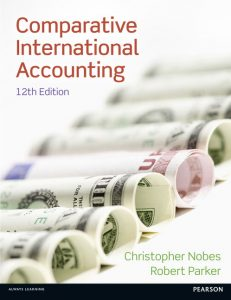 Solution Manual (Complete Download) for   Comparative International Accounting