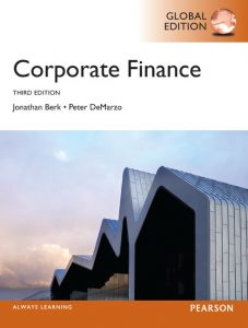 Solution Manual (Complete Download) for   Corporate Finance