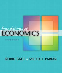 Solution Manual (Complete Download) for   Foundations of Economics