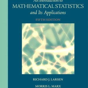 Solution Manual (Complete Download) for   An Introduction to Mathematical Statistics and Its Applications