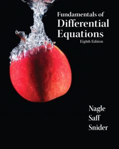 Solution Manual (Complete Download) for   Fundamentals of Differential Equations