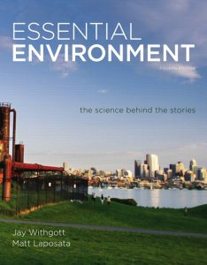 Solution Manual (Complete Download) for   Essential Environment: The Science behind the Stories