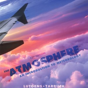 Solution Manual (Complete Download) for   Atmosphere