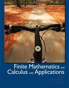 Solution Manual (Complete Download) for   Finite Mathematics and Calculus with Applications