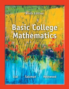 Solution Manual (Complete Download) for   Basic College Mathematics