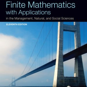 Solution Manual (Complete Download) for   Finite Mathematics with Applications In the Management