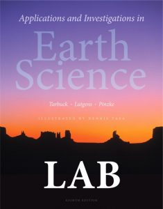 Solution Manual (Complete Download) for   Applications and Investigations in Earth Science