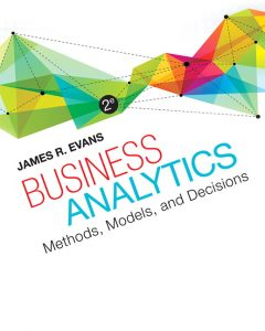 Solution Manual (Complete Download) for   Business Analytics