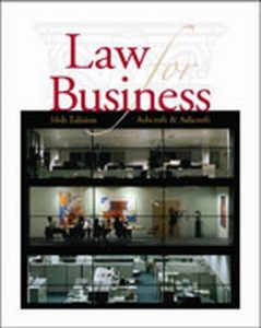 Solution Manual (Complete Download) for   Law for Business