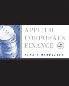 Solution Manual (Complete Download) for   Applied Corporate Finance