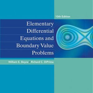 Solution Manual (Complete Download) for   Elementary Differential Equations and Boundary Value Problems