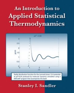 Solution Manual (Complete Download) for   An Introduction to Applied Statistical Thermodynamics