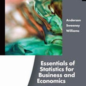 Solution Manual (Complete Download) for   Essentials of Statistics for Business and Economics