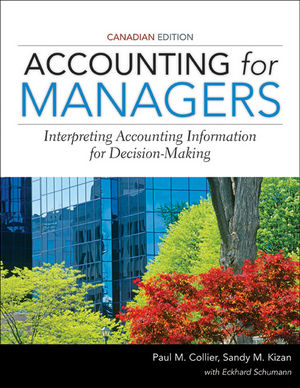 Solution Manual (Complete Download) for   Accounting for Managers