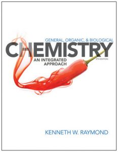 Solution Manual (Complete Download) for   General Organic and Biological Chemistry: An Integrated Approach