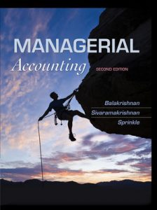 Solution Manual (Complete Download) for   Managerial Accounting