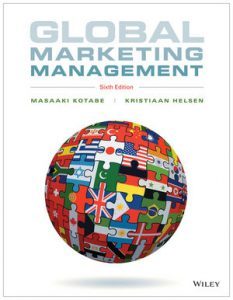 Solution Manual (Complete Download) for   Global Marketing Management