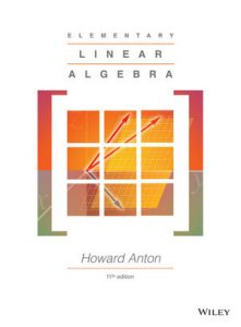 Solution Manual (Complete Download) for   Elementary Linear Algebra