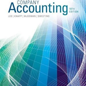 Solution Manual (Complete Download) for   Company Accounting