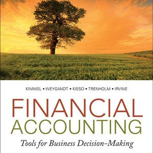 Solution Manual (Complete Download) for   Financial Accounting: Tools for Business Decision-Making