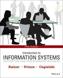 Solution Manual (Complete Download) for   Introduction to Information Systems