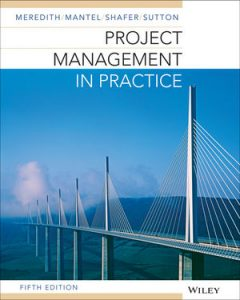 Solution Manual (Complete Download) for   Project Management in Practice