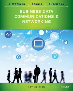 Solution Manual (Complete Download) for   Business Data Communications and Networking