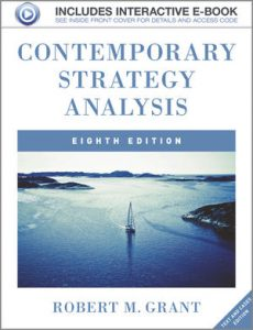 Solution Manual (Complete Download) for   Contemporary Strategy Analysis: Text and Cases