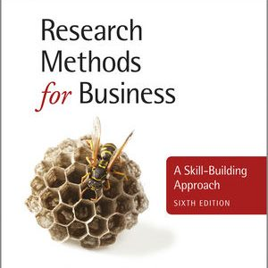 Solution Manual (Complete Download) for   Research Methods for Business: A Skill-Building Approach