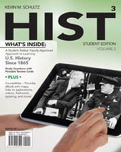 Solution Manual (Complete Download) for   HIST: US History Since 1865