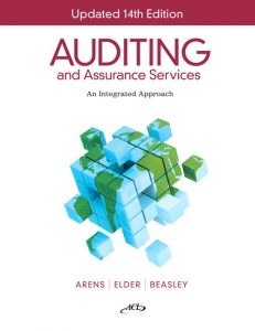 Solution Manual (Complete Download) for   Auditing and Assurance Services