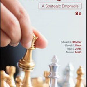 Solution Manual (Complete Download) for Cost Management: A Strategic Emphasis