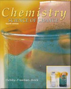 Solution Manual (Complete Download) for   Chemistry: Science of Change