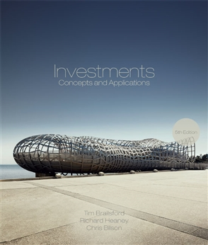 Solution Manual (Complete Download) for   Investments: Concepts and Applications
