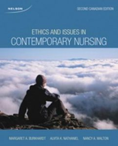 Solution Manual (Complete Download) for   Ethics and Issues in Contemporary Nursing