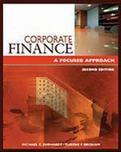 Solution Manual (Complete Download) for   Corporate Finance: A Focused Approach
