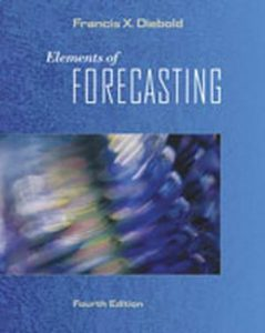Solution Manual (Complete Download) for   Elements of Forecasting
