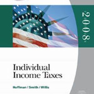 Solution Manual (Complete Download) for   West Federal Taxation 2008: Individual Income Taxes