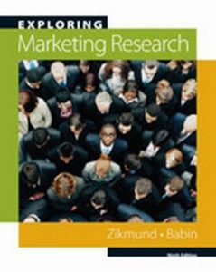 Solution Manual (Complete Download) for   Exploring Marketing Research