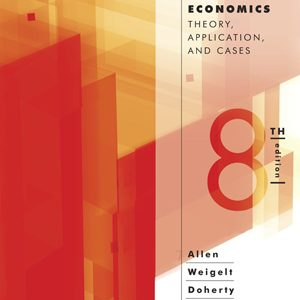 Solution Manual (Complete Download) forManagerial Economics Theory