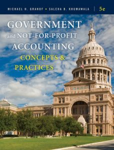 Solution Manual (Complete Download) for   Government and Not-for-Profit Accounting: Concepts and Practices