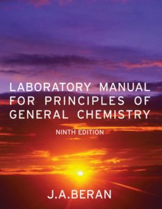 Solution Manual (Complete Download) for   Laboratory Manual for Principles of General Chemistry